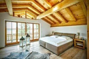Dachstuhl aus Meisterhand - Referenz Projekt - Holzbau Alpin Zimmerei und Innenausbau